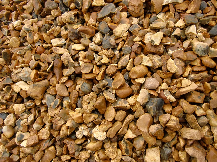 Dorset Gold Decorative Gravel