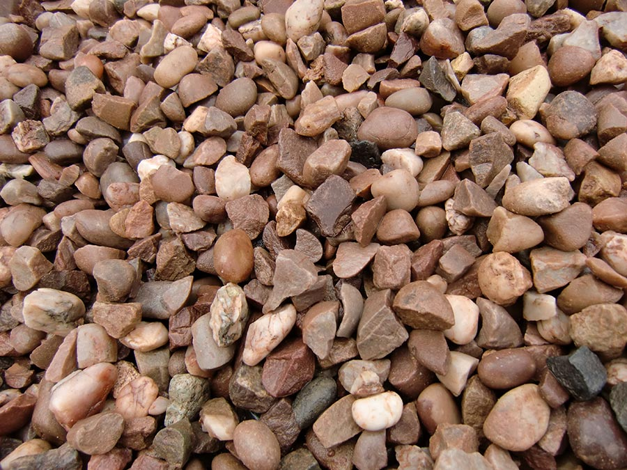 Staffordshire-Pink Decorative Gravel